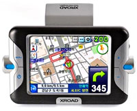 XRoad GPS System Offers World Spanning Maps