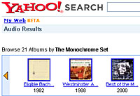 Yahoo Unveils Audio Search Facility