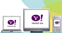 Yahoo! Launches Go Services