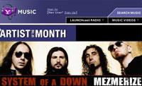 Yahoo Unveils Online Music Store
