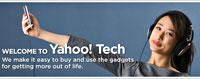 Yahoo Launch Tech Shopping Site