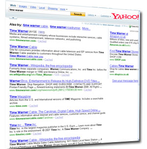 Yahoo Looks For Time Warner Merger. Again.