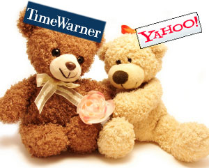 Yahoo Looks For Time Warner Merger. Again.