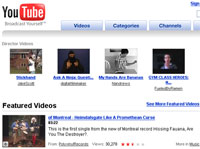 YouTube To Share Ad Revenue With Uploaders