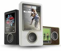 Microsoft Zune: $249: 14 Nov