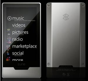 Zune HD: Finally A Decent Look Device